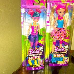 Barbie game hero doll (2)
